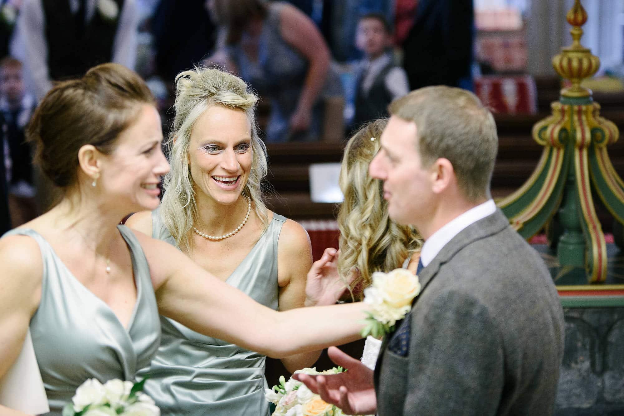 Lise & Gene's Coltishall Wedding 11