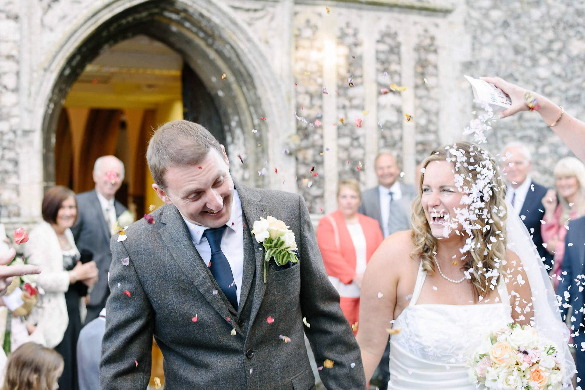 Lise & Gene's Coltishall Wedding 14