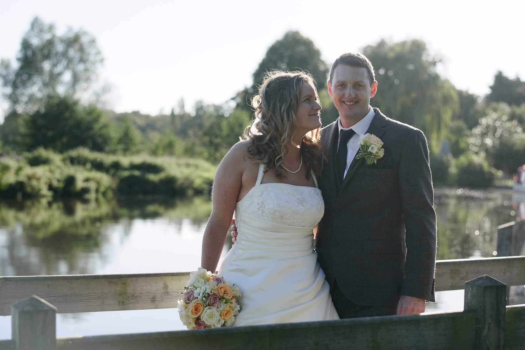 Lise & Gene's Coltishall Wedding 12