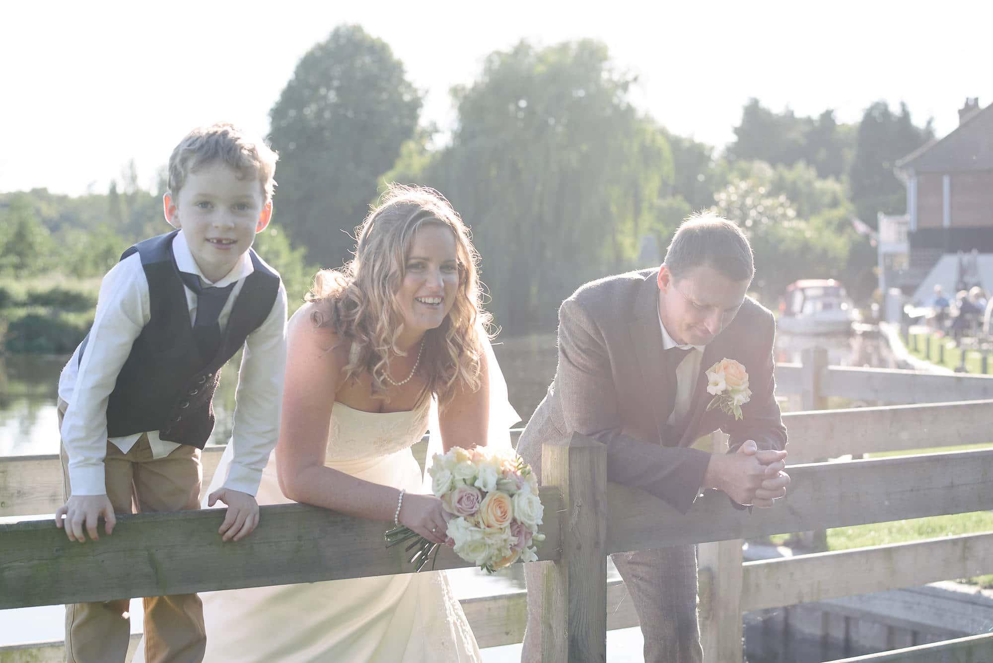 Lise & Gene's Coltishall Wedding 8