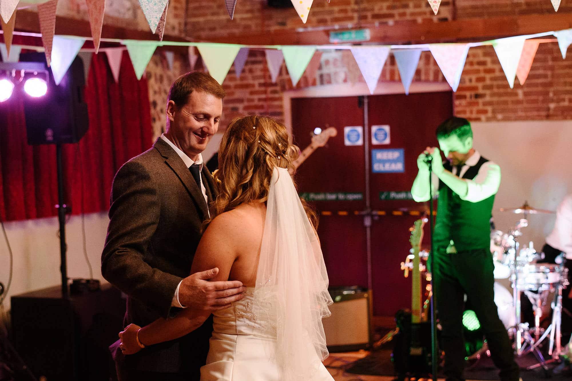 Lise & Gene's Coltishall Wedding 20