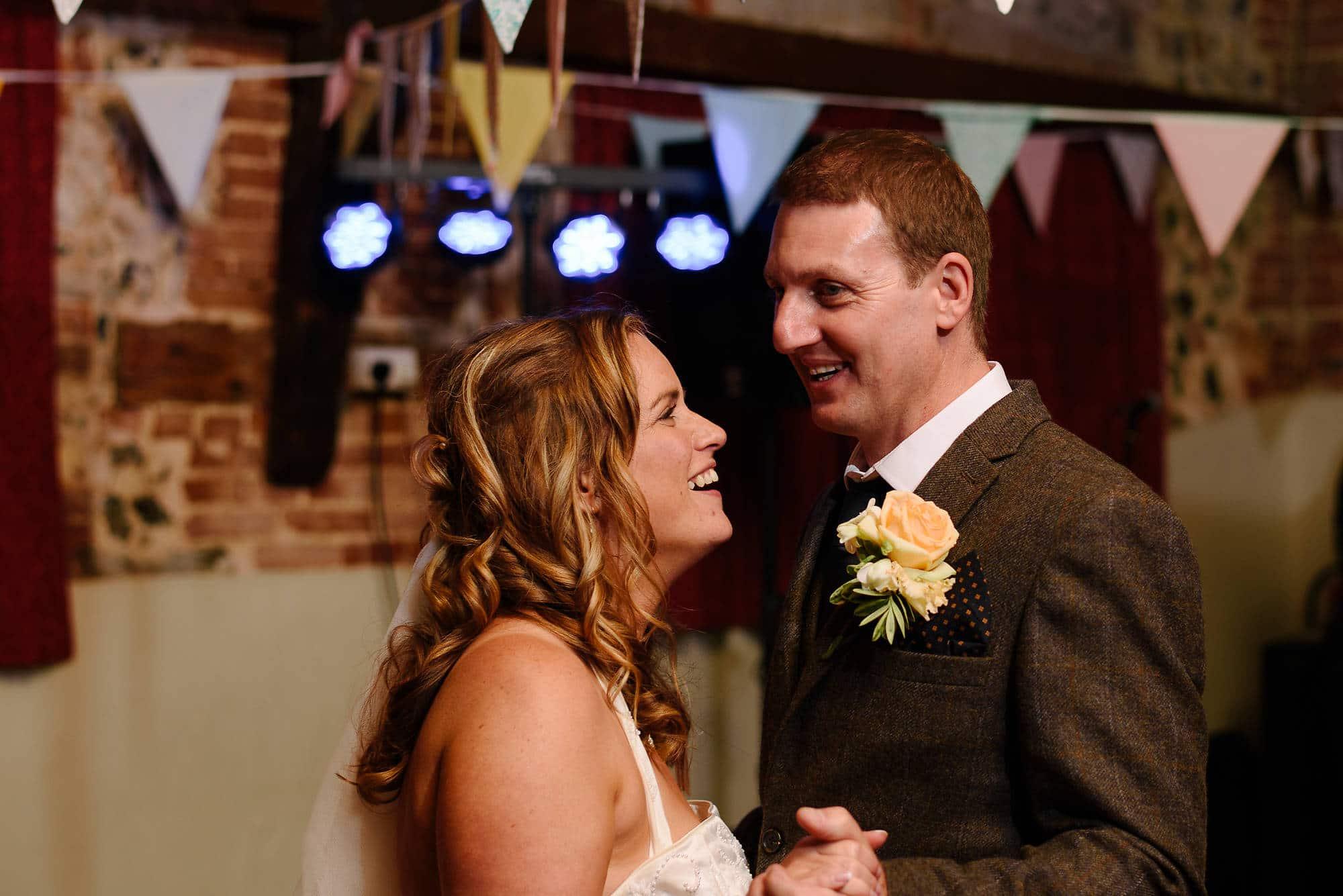 Lise & Gene's Coltishall Wedding 10