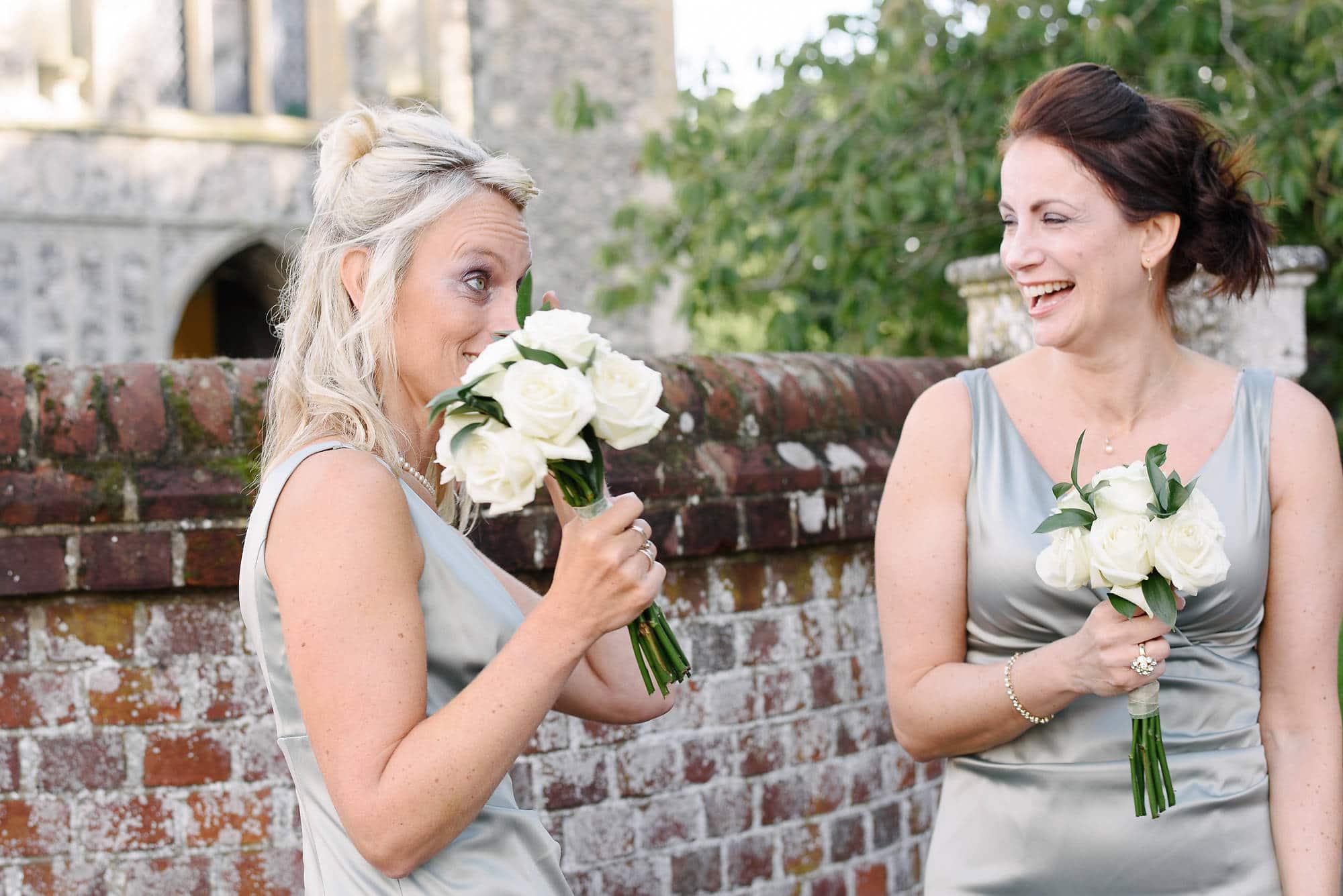 Lise & Gene's Coltishall Wedding 3