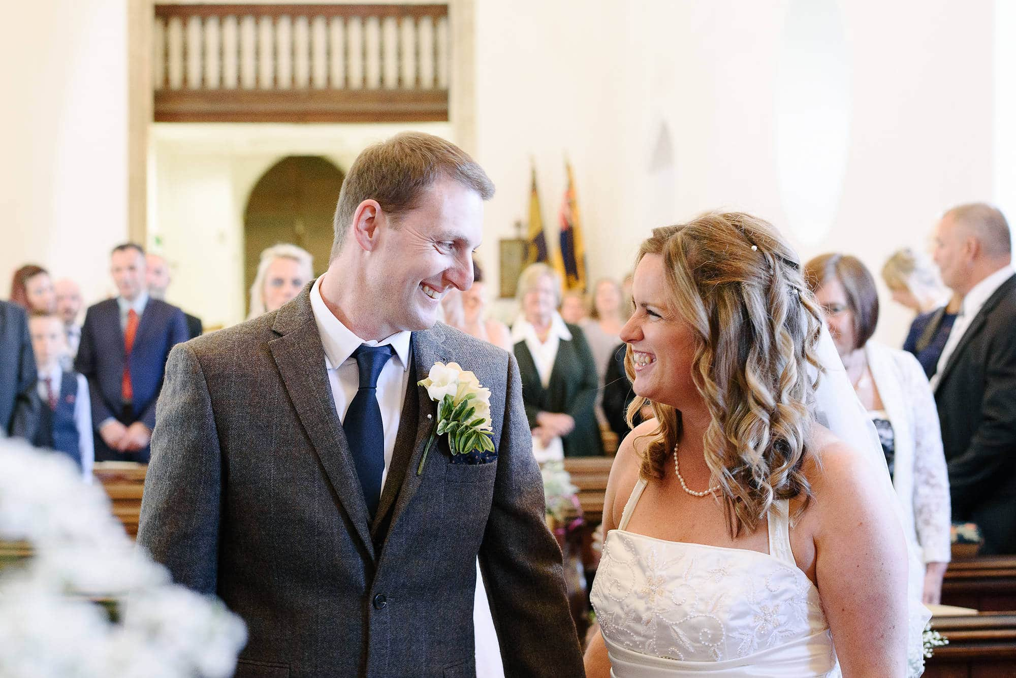 Lise & Gene's Coltishall Wedding 2