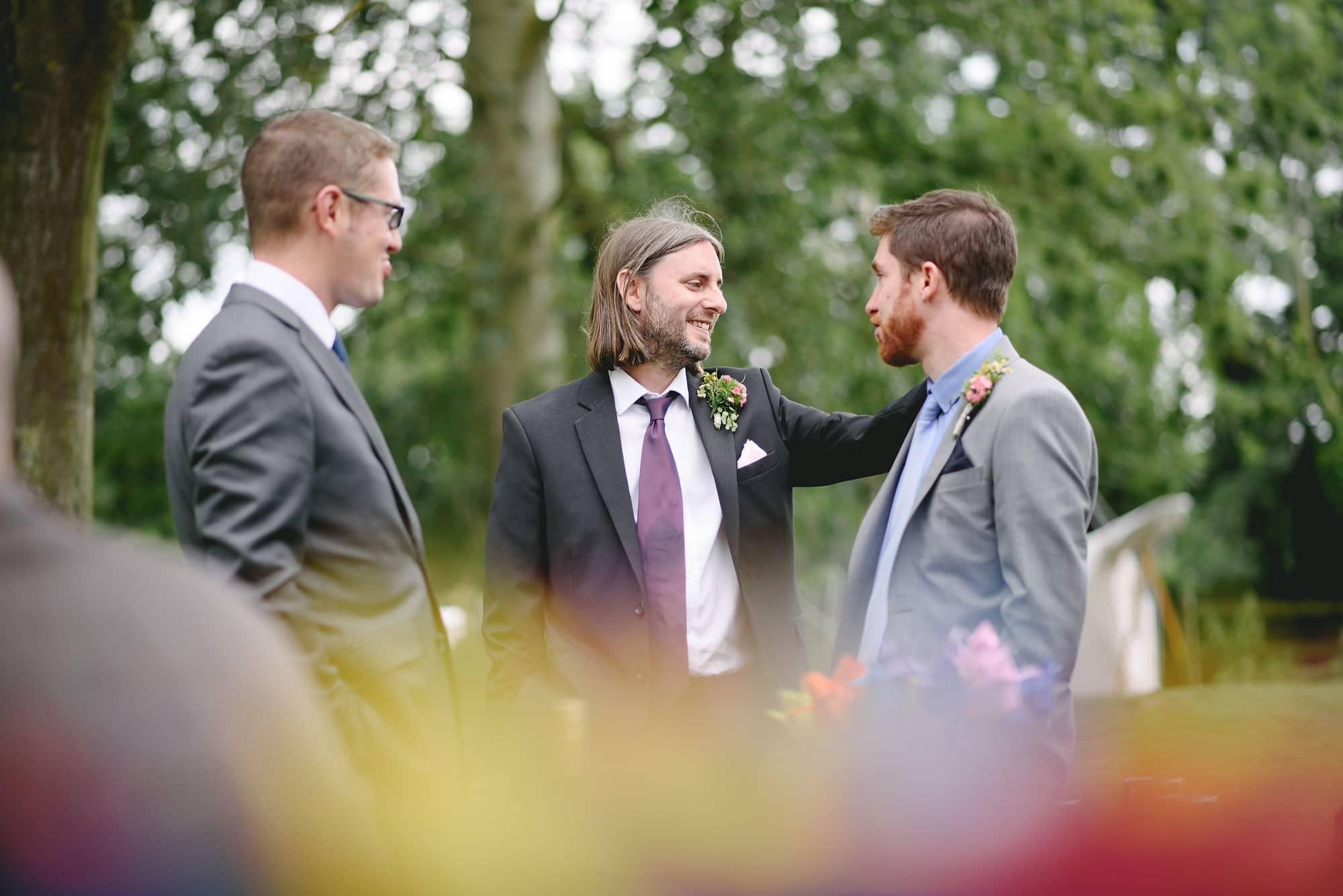 Andy Amp Alice S Geldeston Locks Wedding Andy Dane