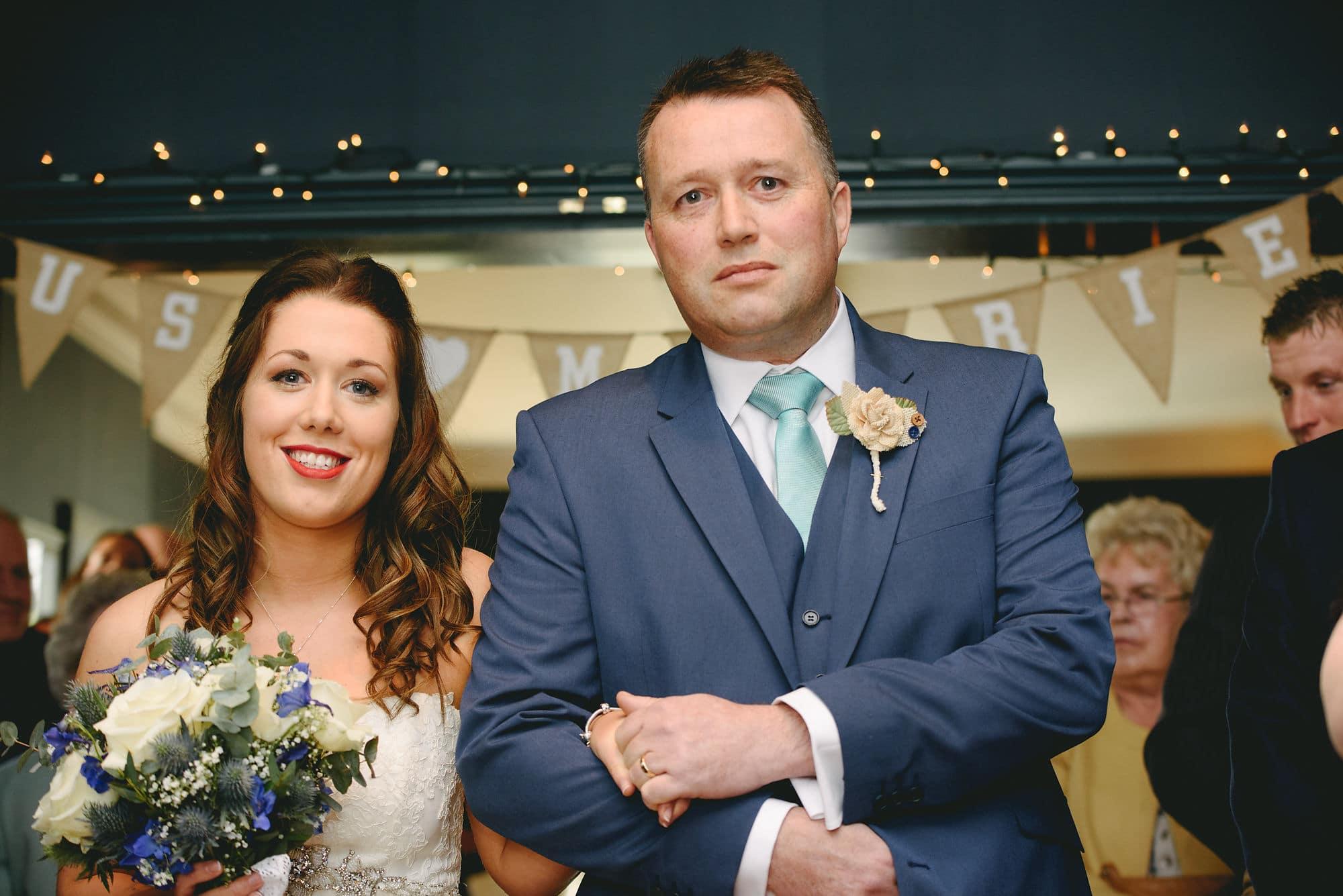 Rosie & Tony's Georgian Townhouse Wedding 5