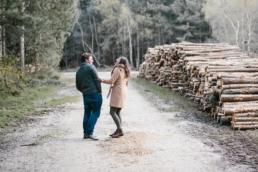 Pre-wedding shoot with Matt and Holly 1