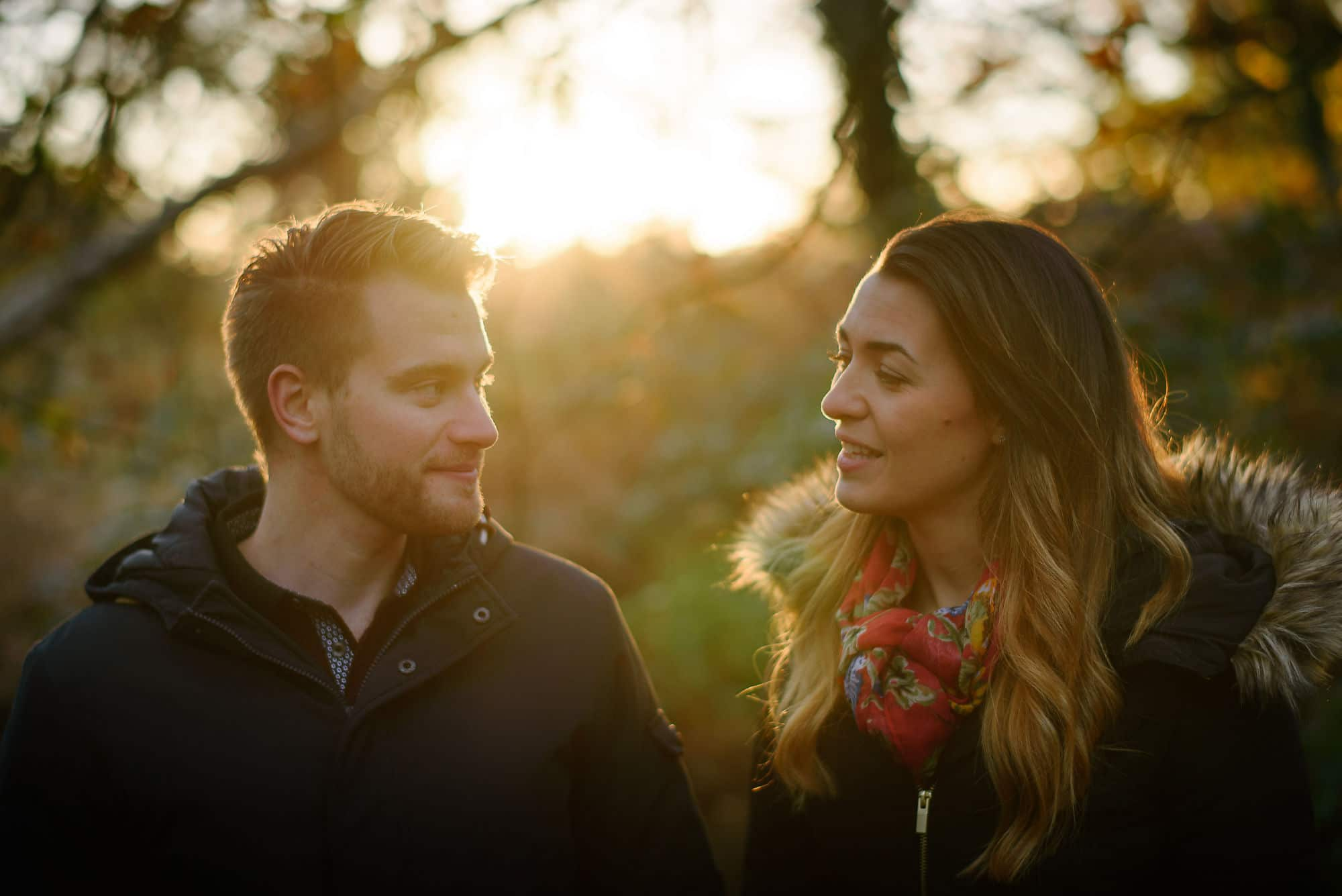 Norwich Wedding Photographer - Mousehold Engagement Shoot