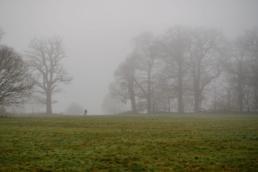 Blickling Hall in the fog 14