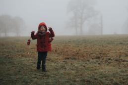 Blickling Hall in the fog 12