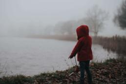 Blickling Hall in the fog 9
