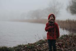 Blickling Hall in the fog 8