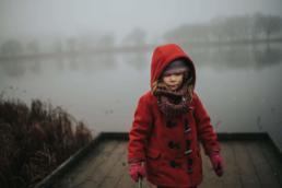 Blickling Hall in the fog 5
