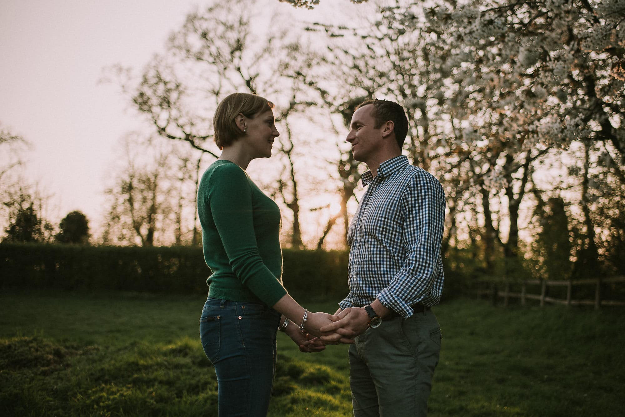 Rachel & Steven - Pre-Wedding Shoot - Castle Rising 4