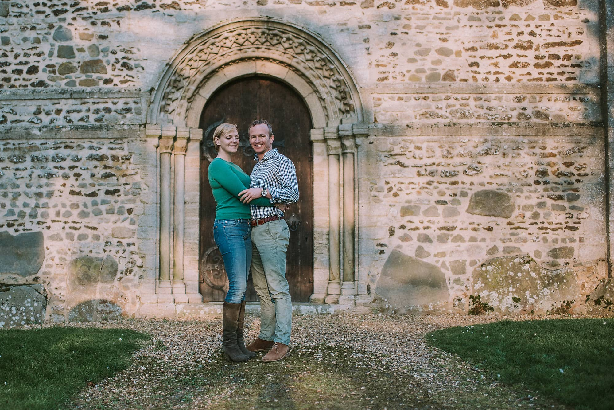 Rachel & Steven - Pre-Wedding Shoot - Castle Rising 2