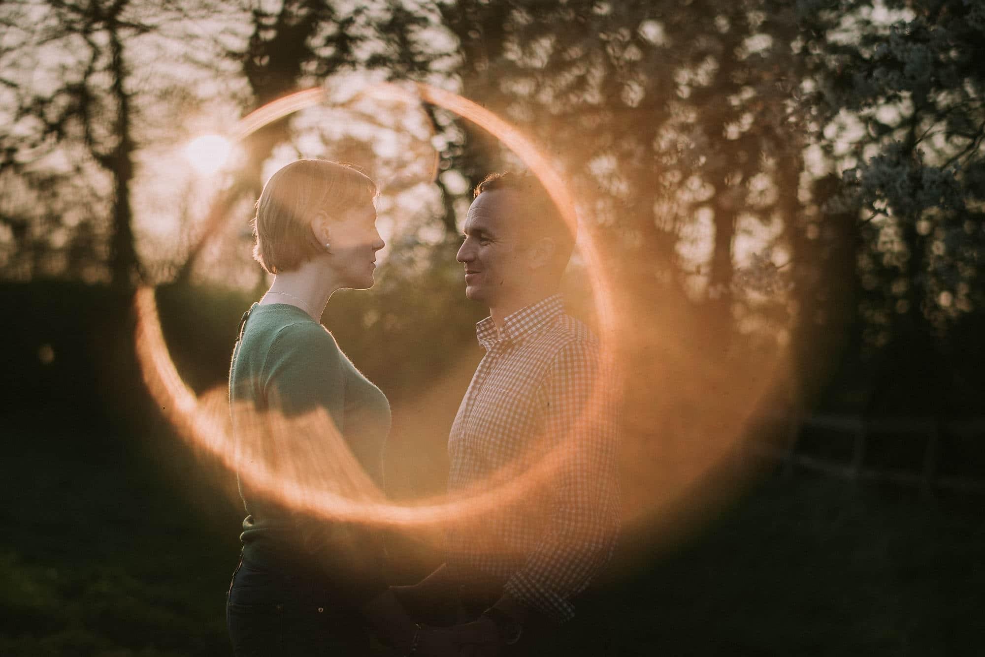 Rachel & Steven - Pre-Wedding Shoot - Castle Rising 9