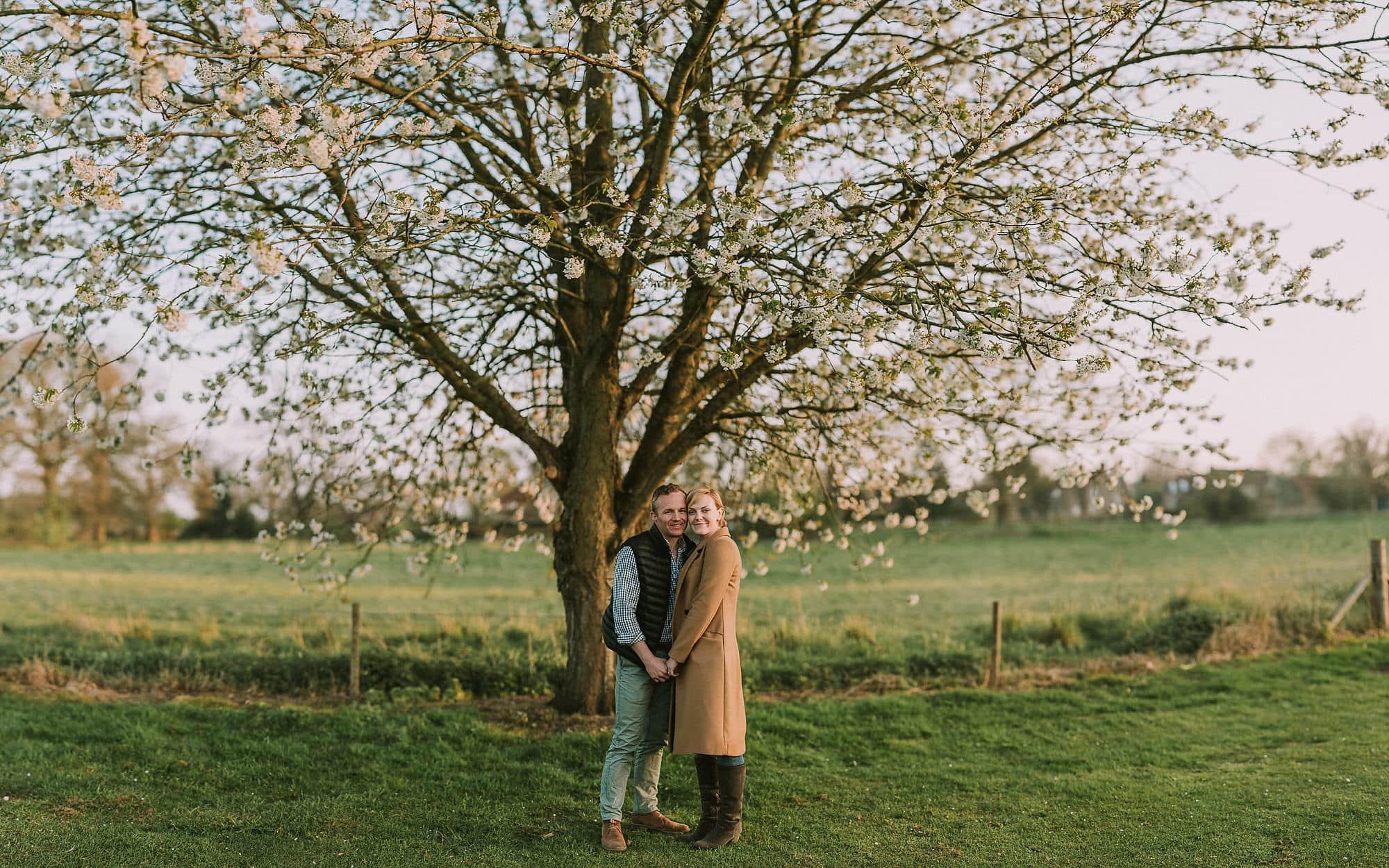 Rachel & Steven - Pre-Wedding Shoot - Castle Rising 10