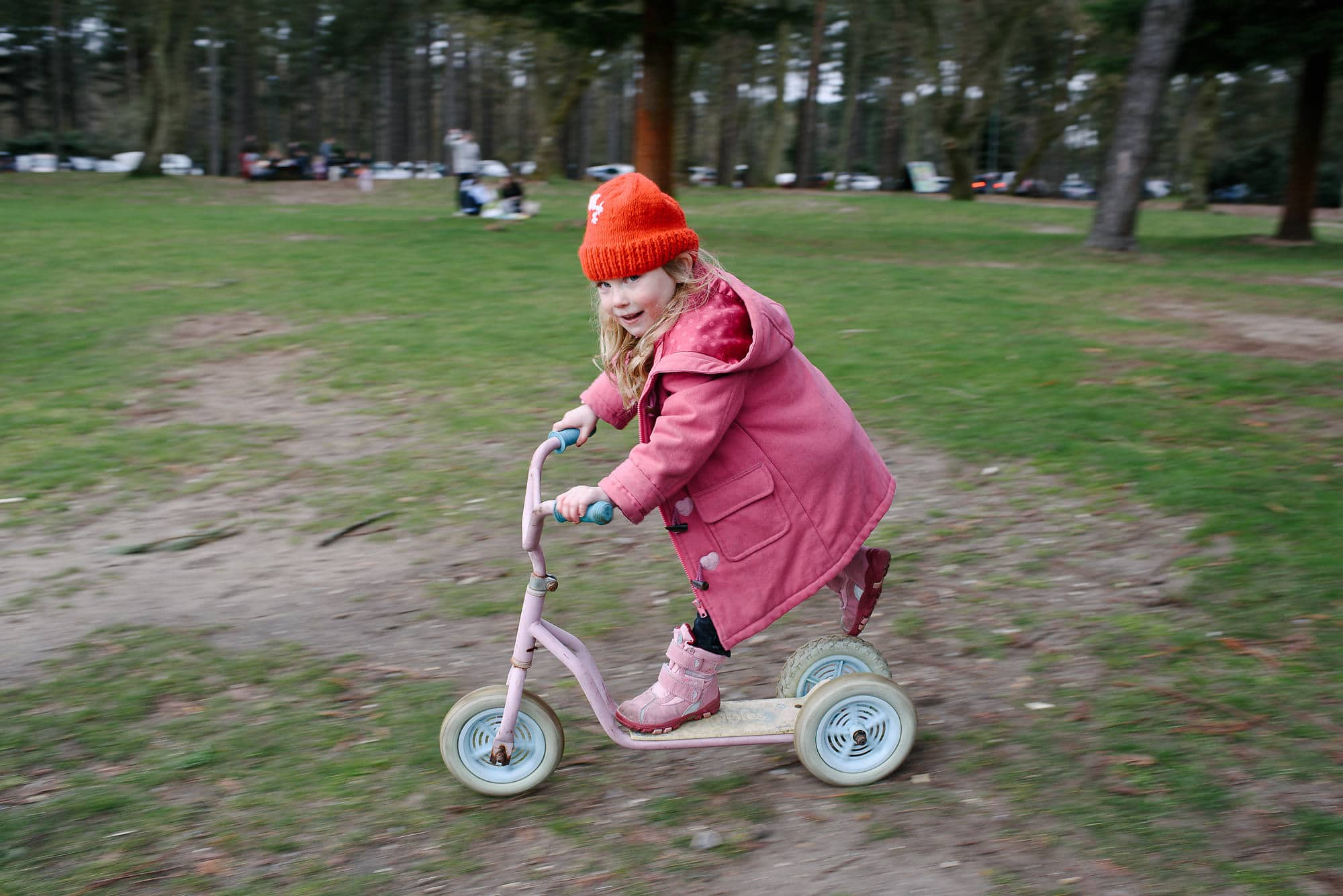 Family Day out at Thetford Forest 7