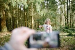 Family Day out at Thetford Forest 5