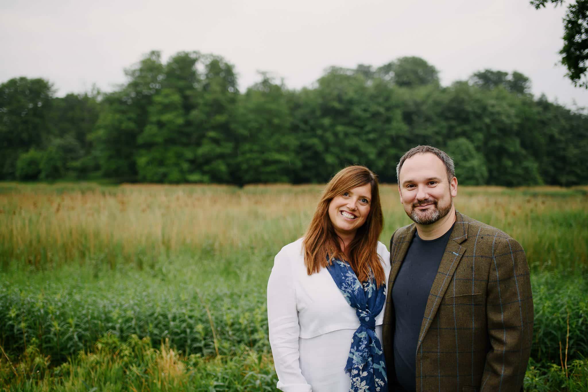Suzanne & Michael ( + Storm ) Pre-Wedding Shoot 4