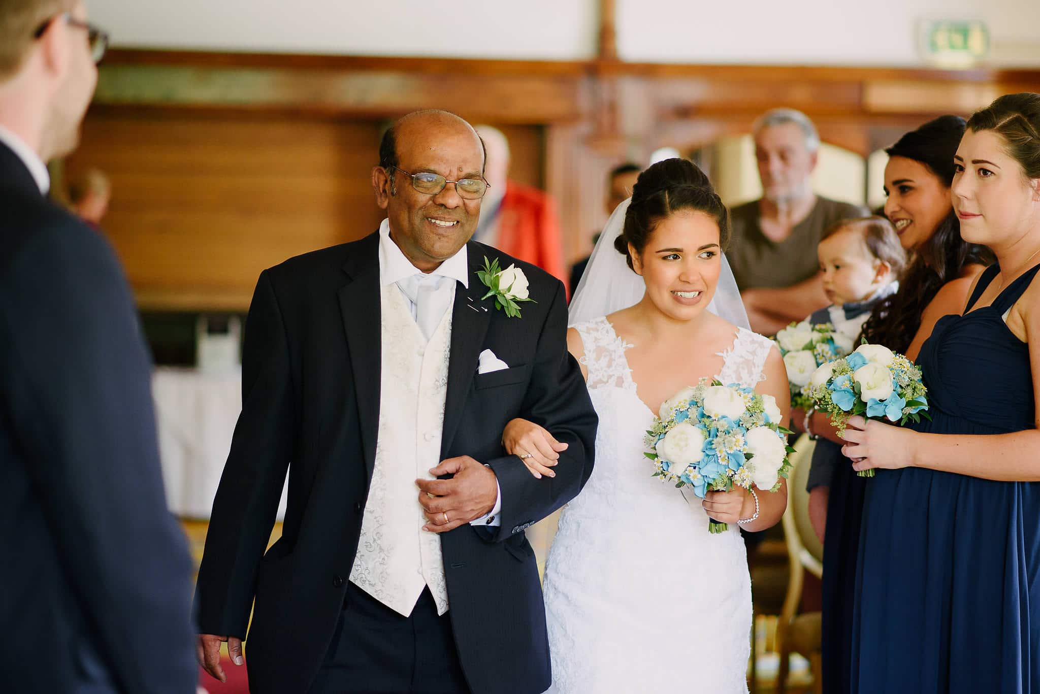 Tom & Amelia - Sprowston Manor Wedding 13