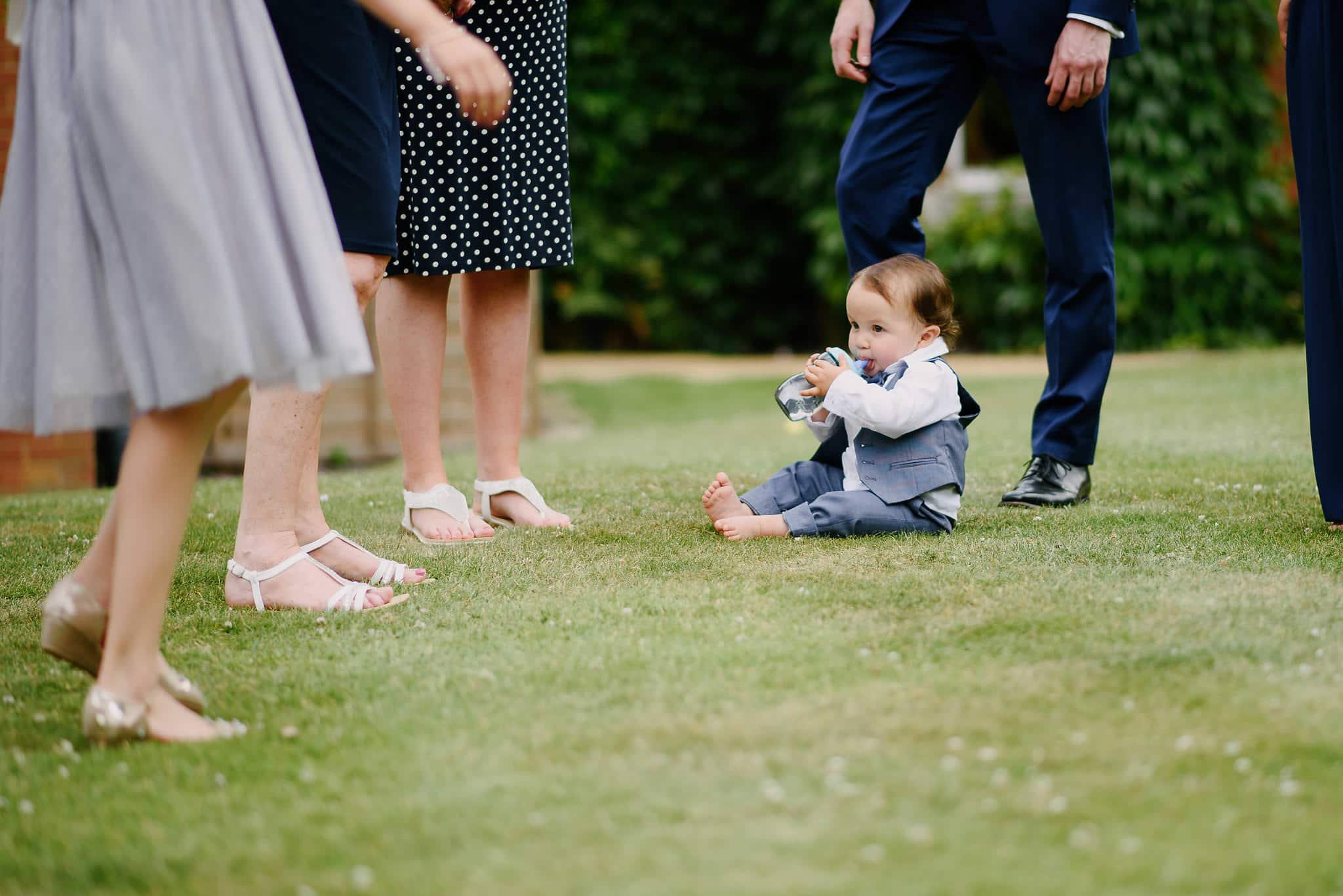 Tom & Amelia - Sprowston Manor Wedding 18