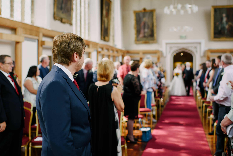 Erin & Matthew - St Andrew's & Blackfriars' Hall 10