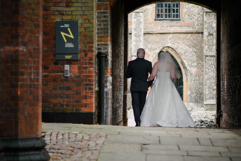 Erin & Matthew - St Andrew's & Blackfriars' Hall 6