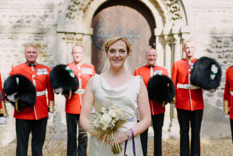Rachel & Steven - Castle Rising Norfolk Wedding - Slideshow 120