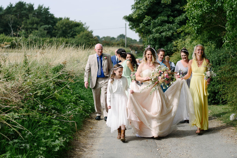 Mike & Laura - Roughton Wedding 13