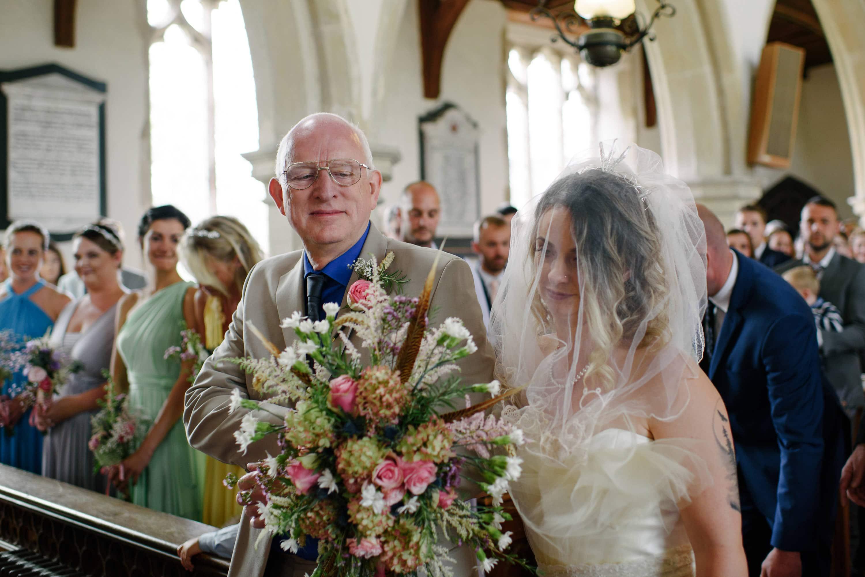 Mike & Laura - Roughton Wedding 15