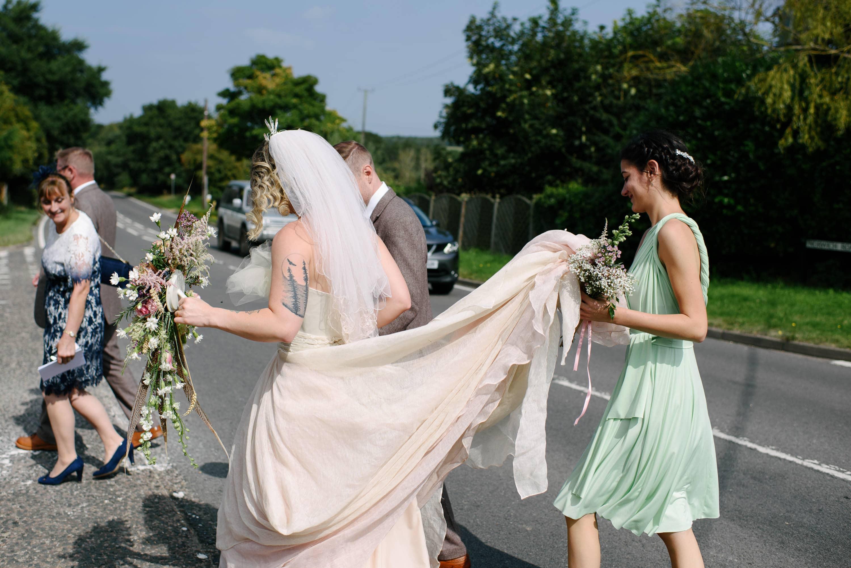 Mike & Laura - Roughton Wedding 20