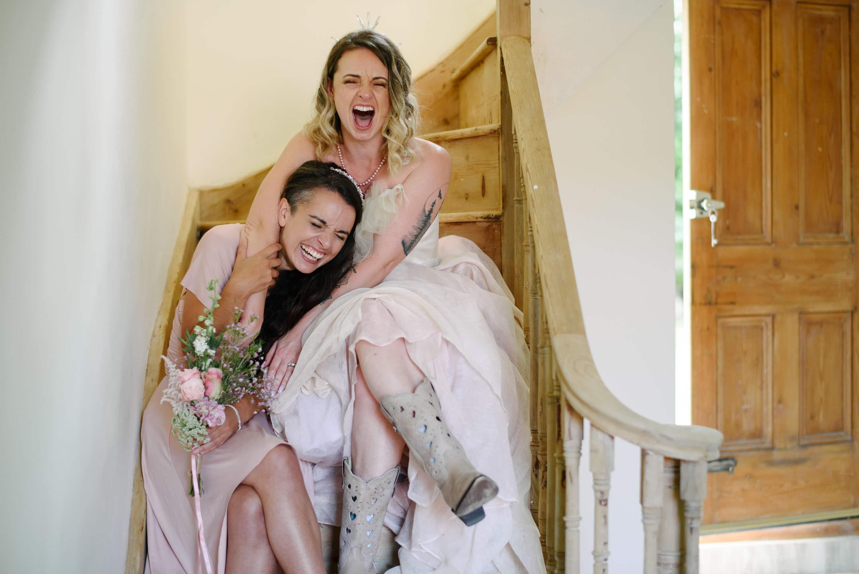 Mike & Laura - Roughton Wedding 21