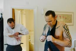 Caroline & Gus - Second Shooting an Essex Wedding 5
