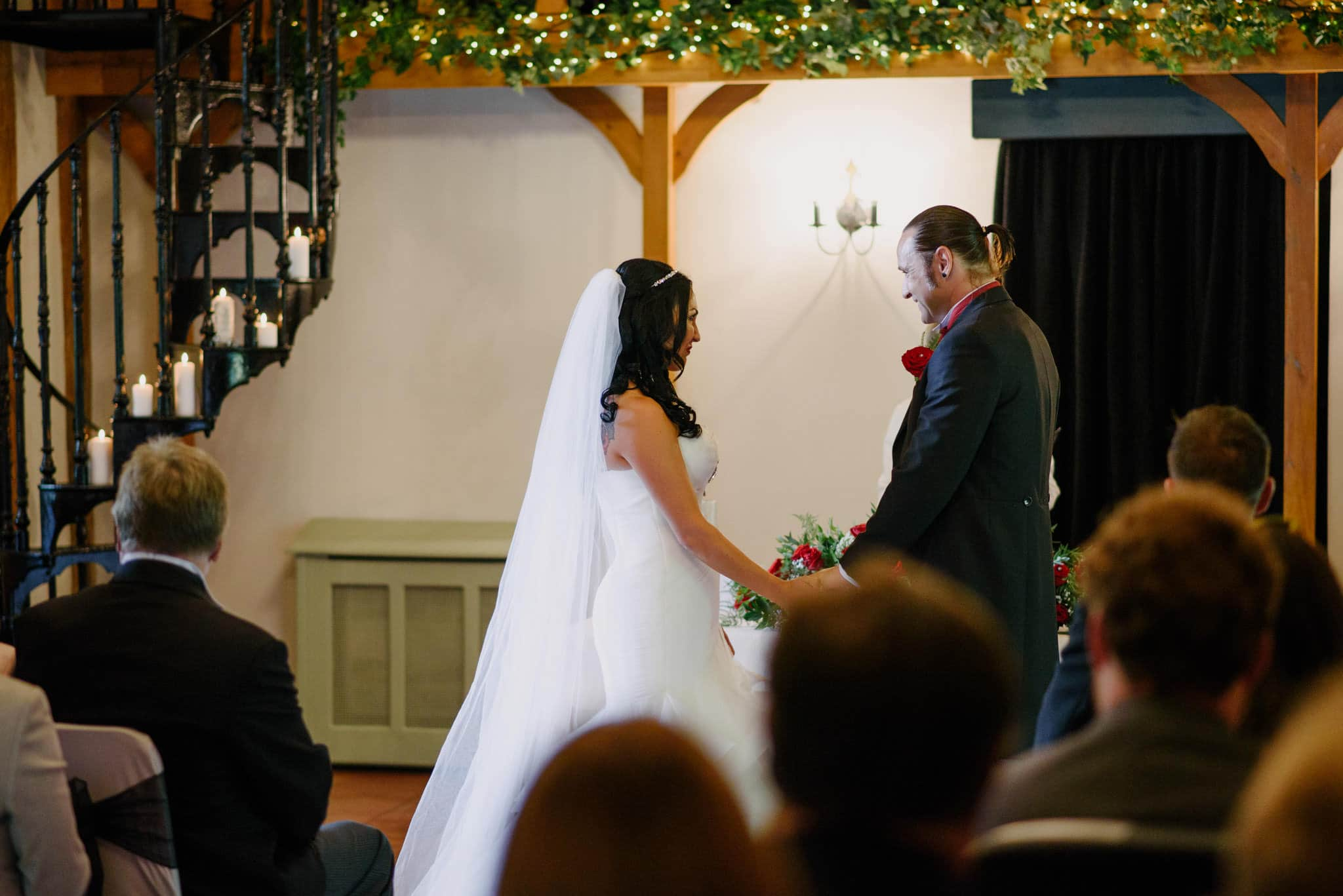 Caroline & Gus - Second Shooting an Essex Wedding 8