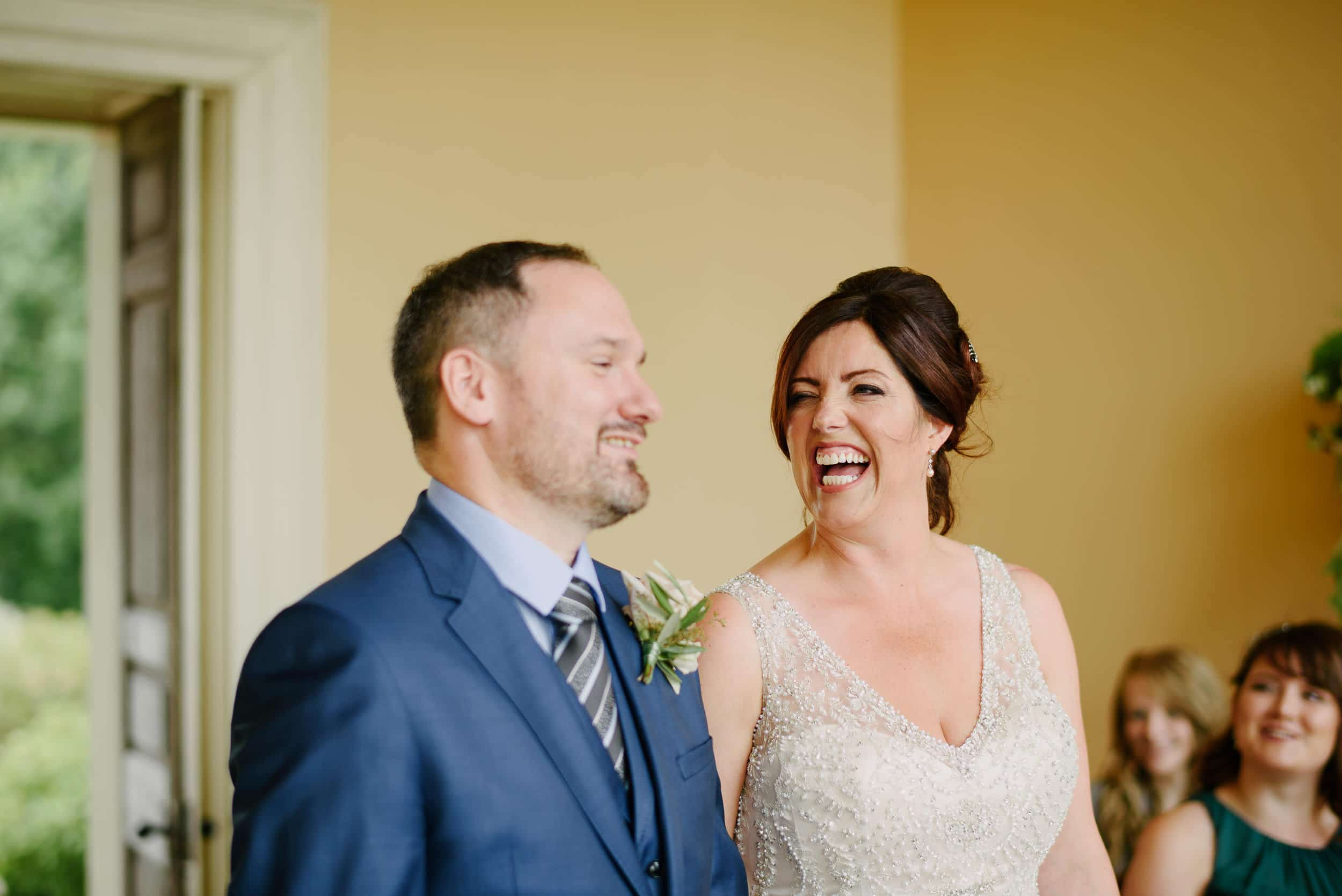 Suzy & Mike - Blickling Hall Wedding 16