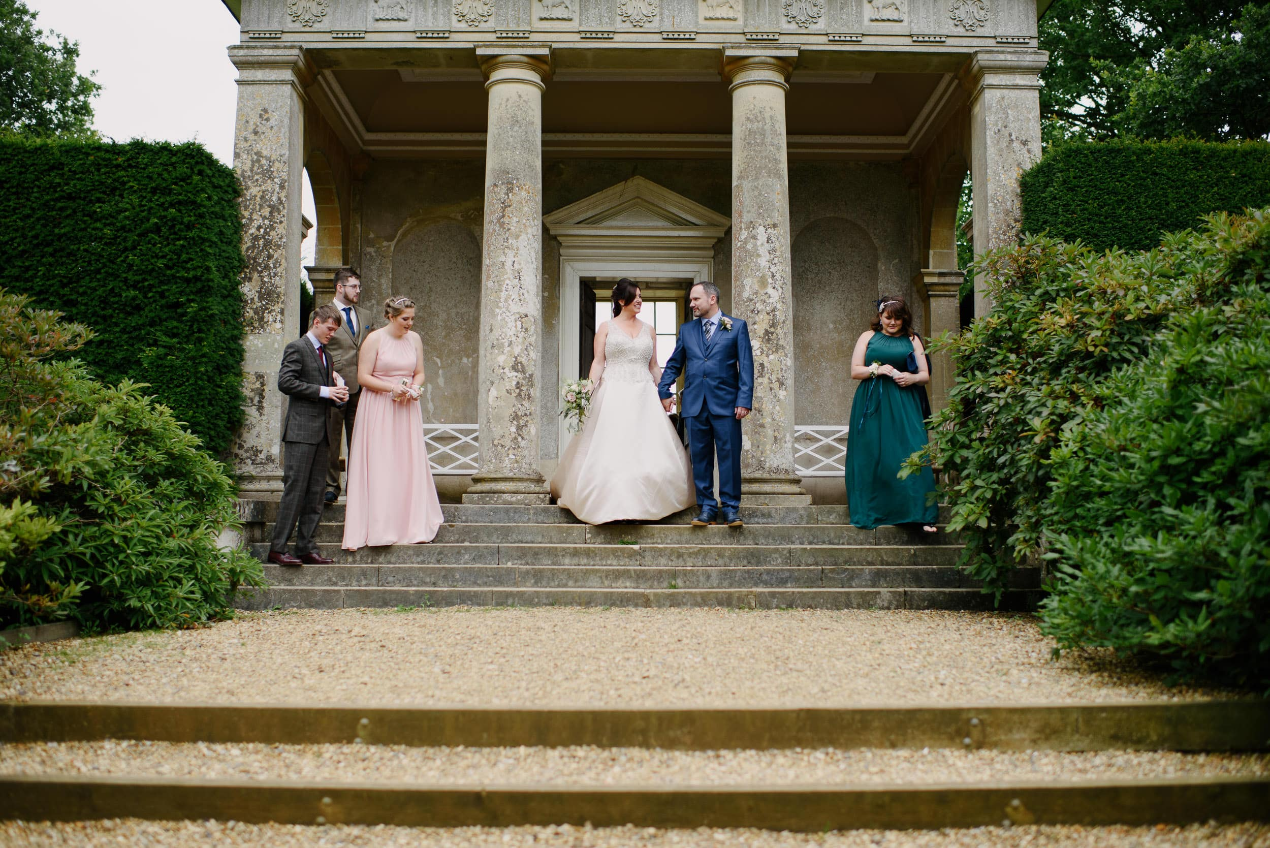 Suzy & Mike - Blickling Hall Wedding 19