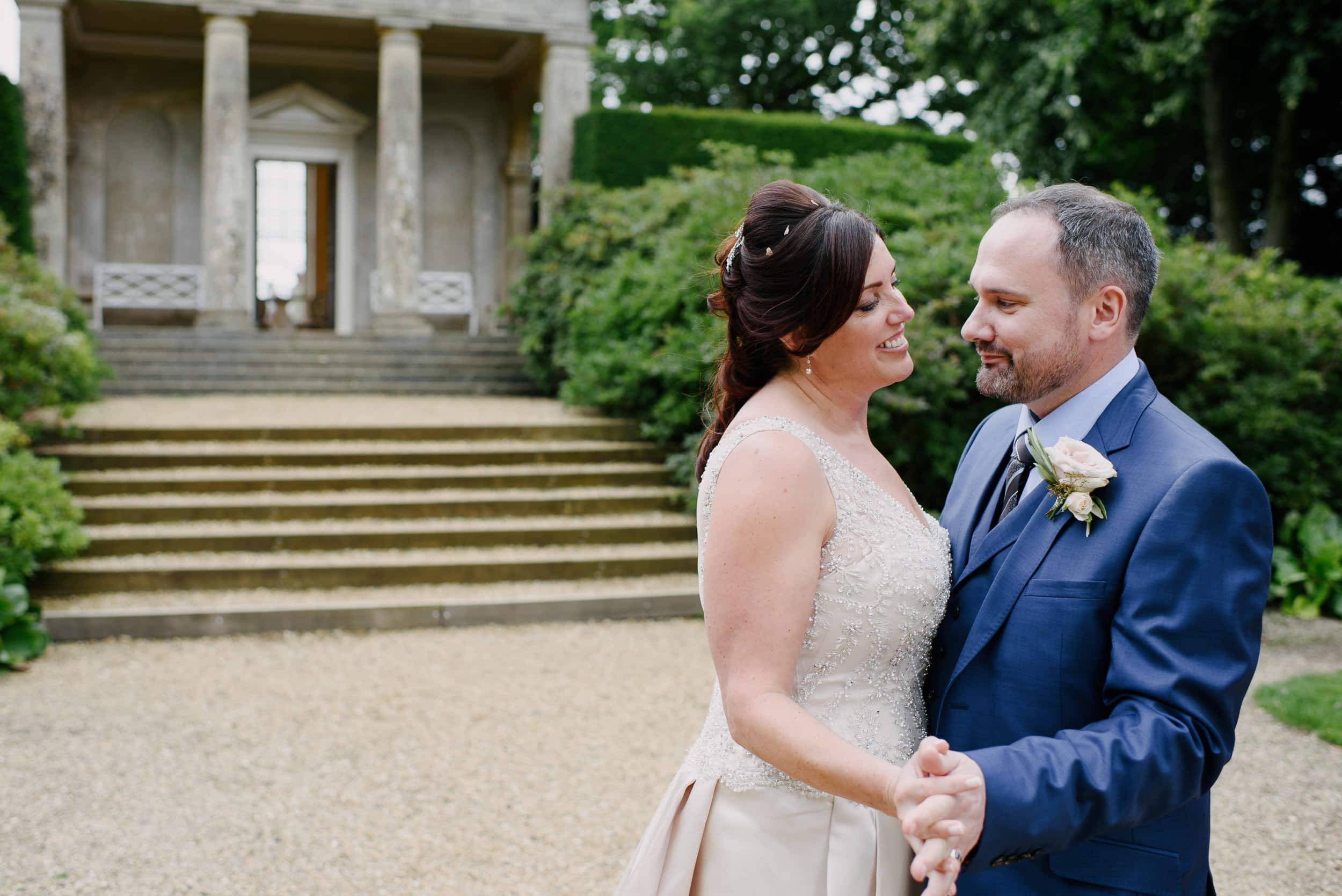 Suzy & Mike - Blickling Hall Wedding 21