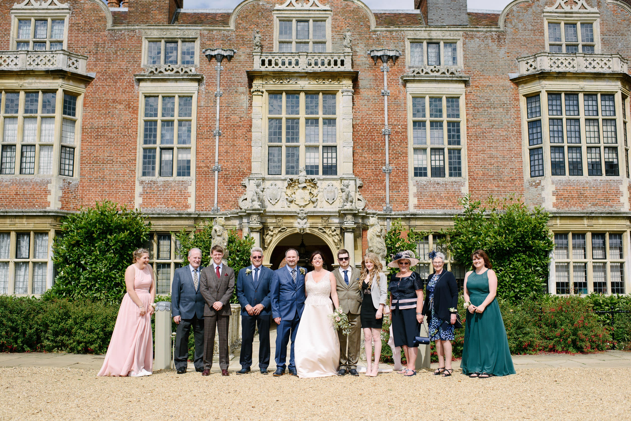 Suzy & Mike - Blickling Hall Wedding 24