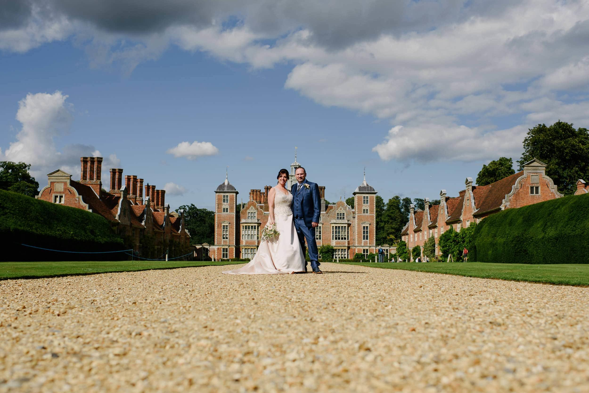 Suzy & Mike - Blickling Hall Wedding 13