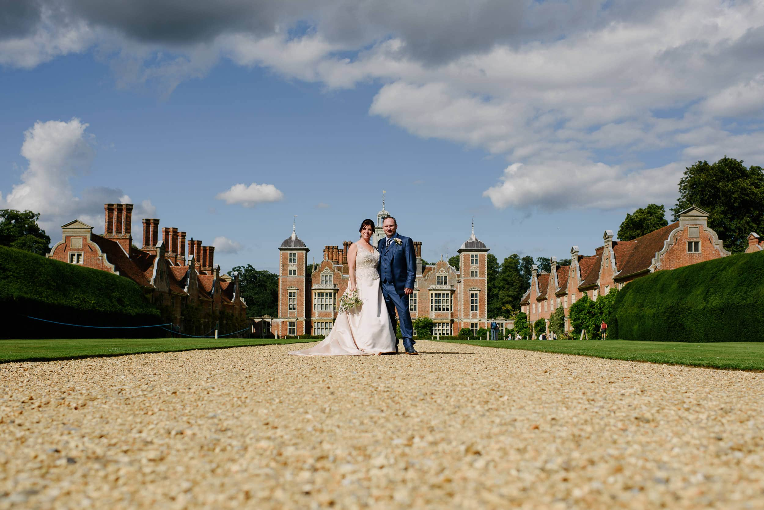Suzy & Mike - Blickling Hall Wedding 25