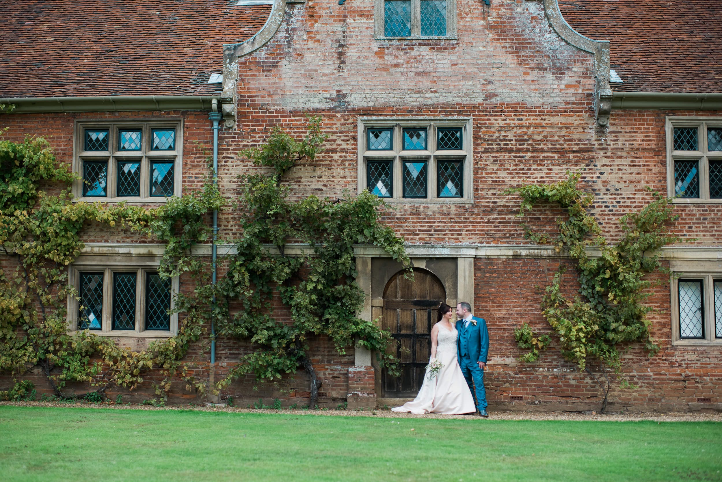 Suzy & Mike - Blickling Hall Wedding 27