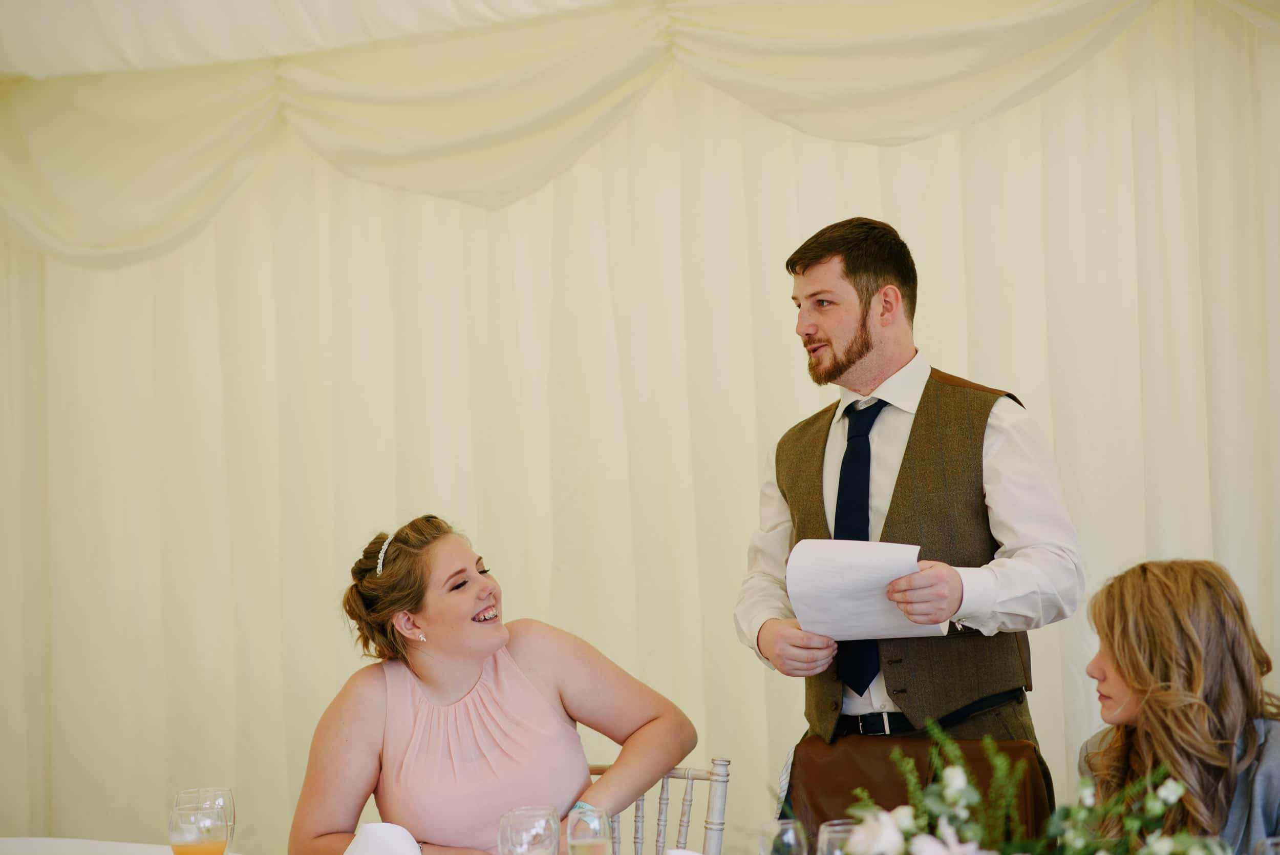Suzy & Mike - Blickling Hall Wedding 34