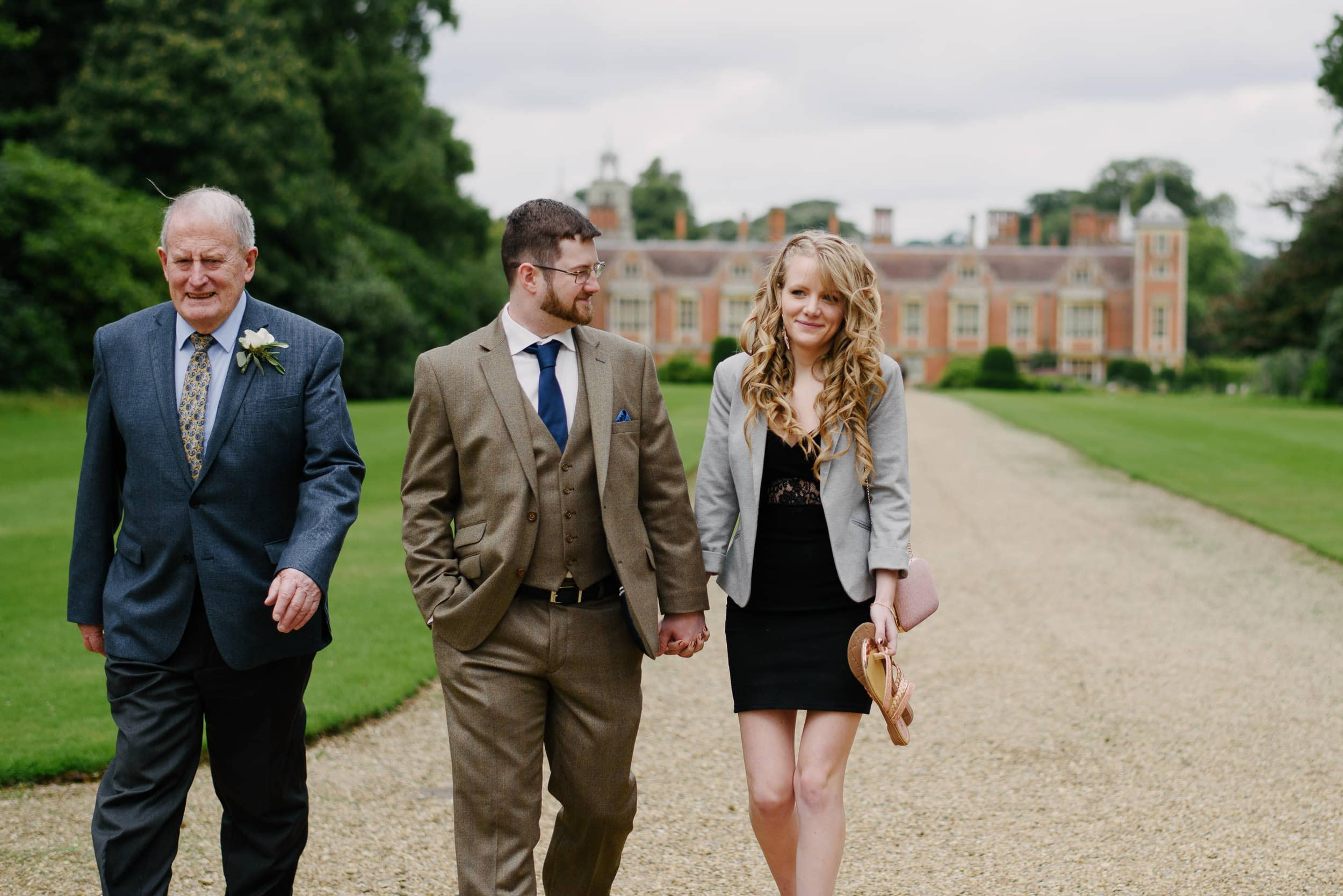 Suzy & Mike - Blickling Hall Wedding 5