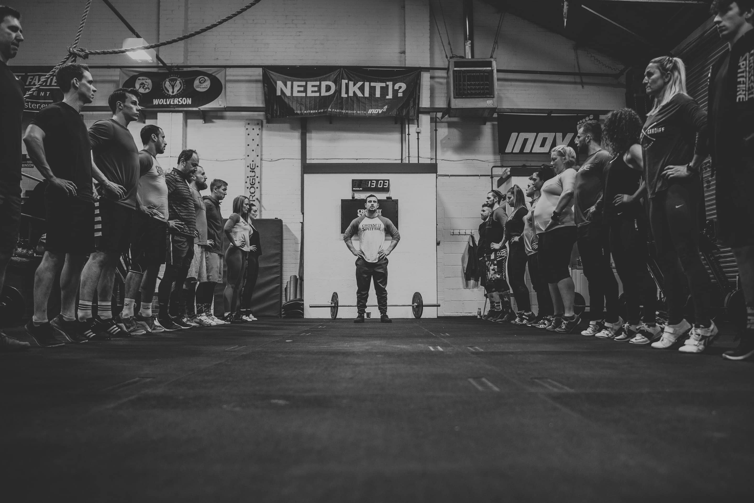 CrossFit Spitfire - Weightlifting Seminar 10