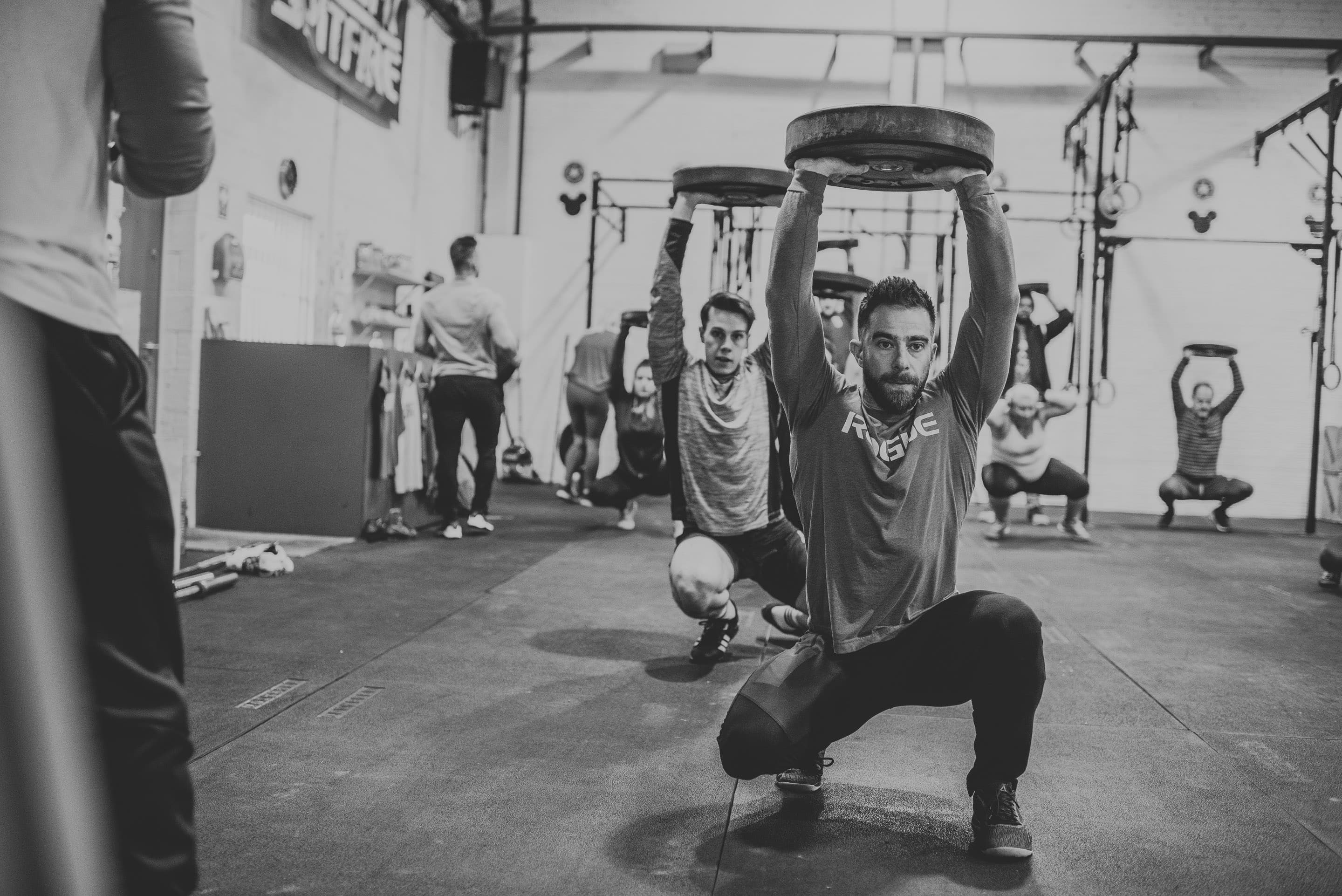 CrossFit Spitfire - Weightlifting Seminar 14