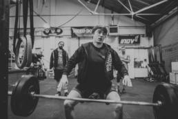 CrossFit Spitfire - Weightlifting Seminar 5