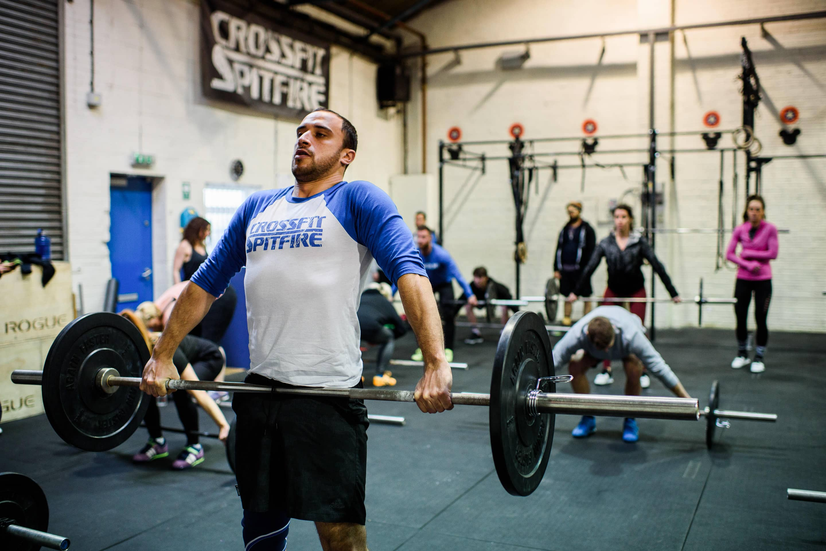 CrossFit Spitfire - Weightlifting Seminar 13
