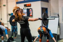 CrossFit Spitfire - Weightlifting Seminar 11