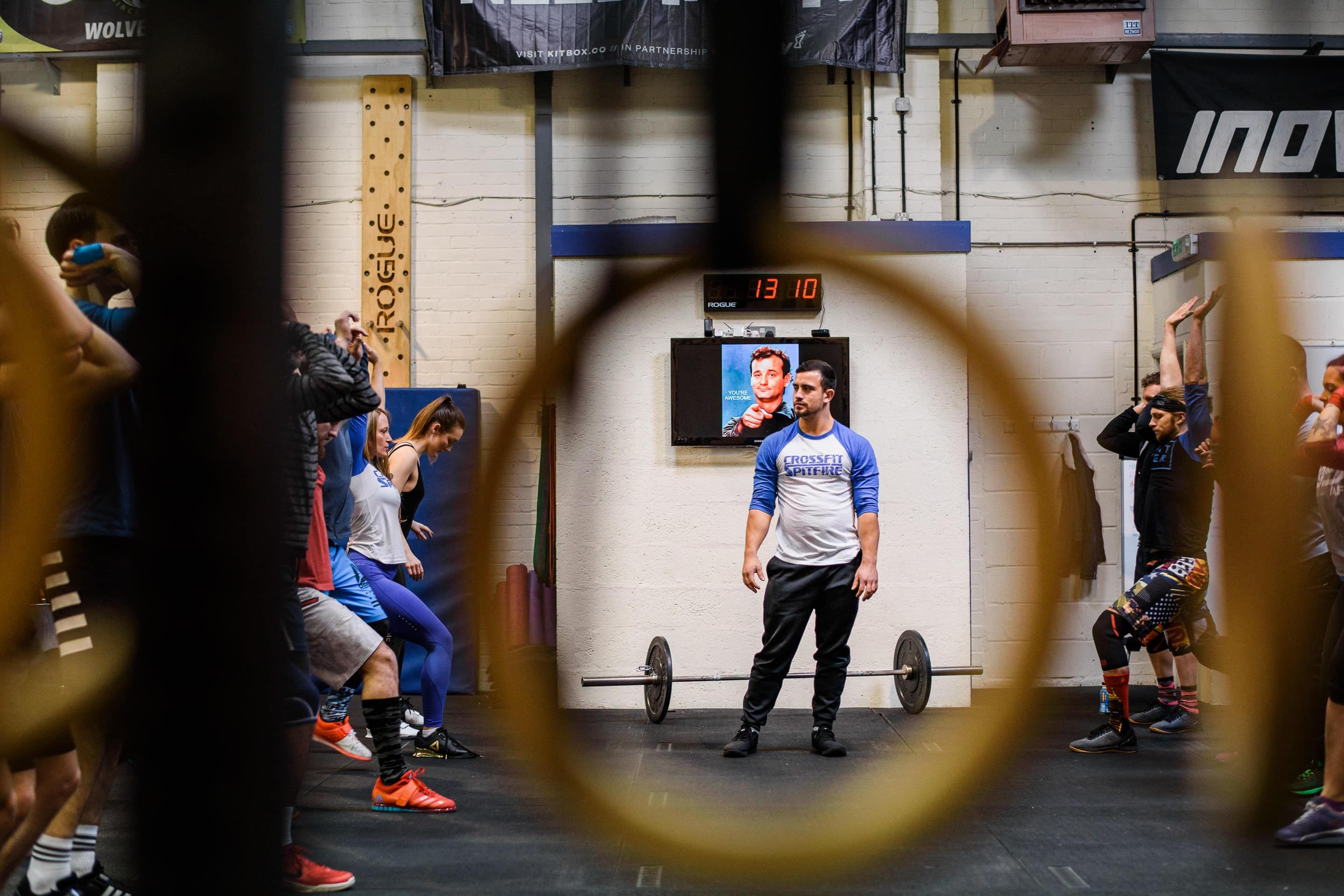 CrossFit Spitfire - Weightlifting Seminar 3